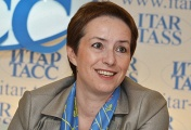 Olga Dergunova, head of the Federal Agency for the Federal Property