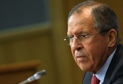 Russian Foreign Minister Sergrey Lavrov