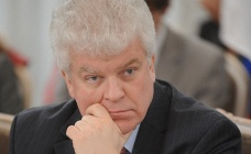 Russia's Permanent Representative to the EU Vladimir Chizhov