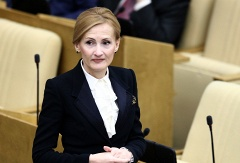 Irina Yarovaya, Chair of the State Duma Security Committee