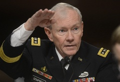 Chairman of the Joint Chiefs of Staff US Army General Martin Dempsey