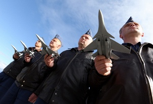 The military drills in Russia's Eastern Military District will last  six days, Spetember 19-25. Photo: crews of MiG-31 supersonic interceptor aircraft