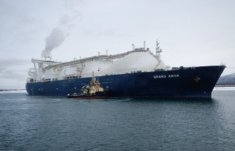 Liquefied gas transportation (archive)