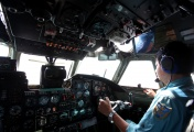 Search and rescue operation for the missing Malaysian Airlines flight