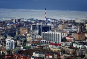 A view of Vladivostok