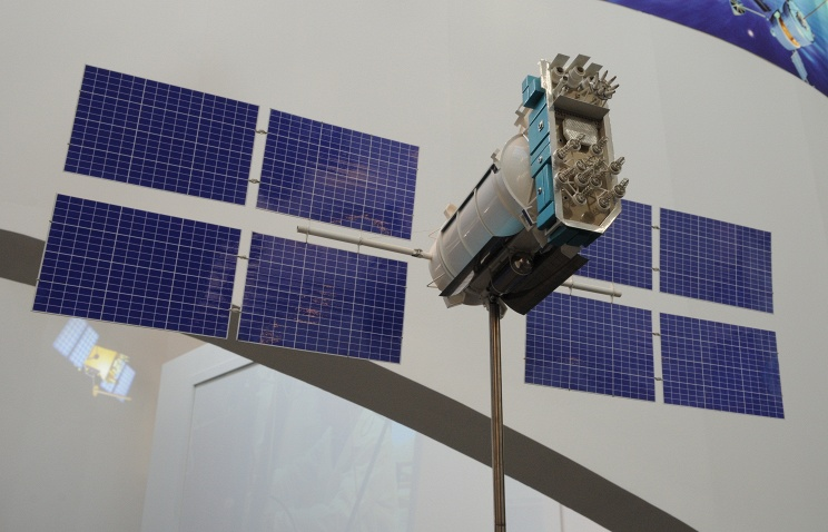 A model of the Russian GLONASS navigation satellite